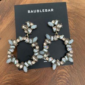 Baublebar Crystal Cluster Earrings